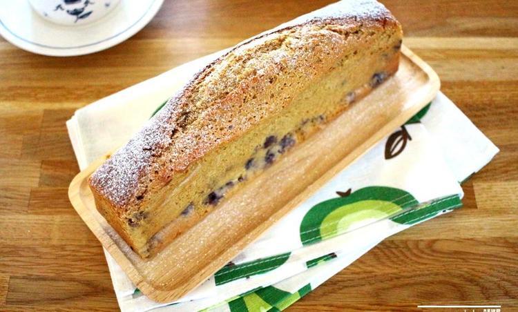 블루베리 레몬 요거트 케이크