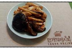 초간단~~ 손쉽게 맛있는 오징어 장조림&표고버섯 장조림 만드는 방법