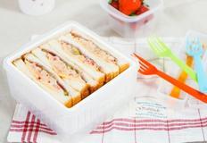 연어캔 활용한 간단 샌드위치