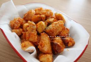 고구마치킨강정 - 닭강정만들기