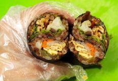 #3대천왕 달걀김밥 #옥수동수제자 유부김밥 만들기 #휴가여행을 위한 특별한 김밥 만들기