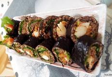 #맛있는녀석들 #차돌박이김밥 만들기 #맛간장으로 불고기양념한 차돌박이김밥
