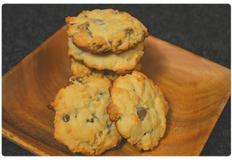 월넛 초코칩 쿠키 Walnut Chocolate chip cookie