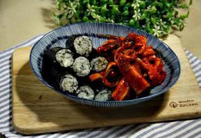 집에서도 간단하게~ 충무김밥
