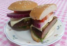 수제 햄버거 만들기/집밥 휴일 메뉴 추천