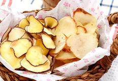 [오븐요리]제철고구마로 고구마칩 만들기,감자칩만들기
