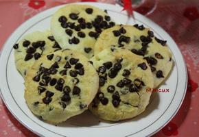 초코칩이 콕콕 달콤한 초코칩쿠키
