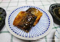 고등어데리야끼구이 만드는 법(일본식 생선요리)