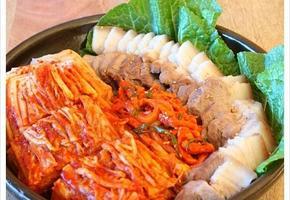 김장김치와 함께 먹는 수육, 보쌈, 수육만들기