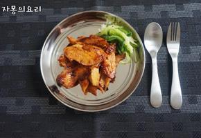 닭가슴살 갈비구이