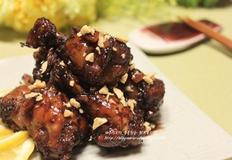 오디 닭봉 조림