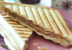 햄치즈파니니 - 간단간식,브런치,핫샌드위치