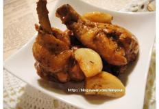 닭봉 닭날개 콜라조림