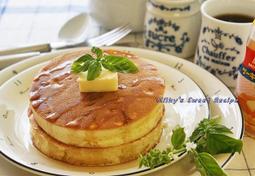 옥수수 팬케이크