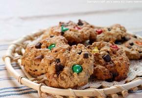 뮈슬리 초코칩 쿠키