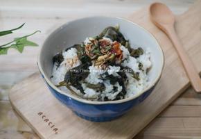곤드레나물밥 만드는법