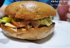 닭가슴살 샌드위치 맛있게 만들기