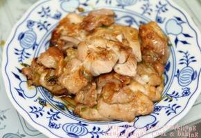 쫄깃한 닭다리살로 만든 닭불고기