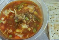 *Maryland Crab Soup*  최고의맛 게살스프