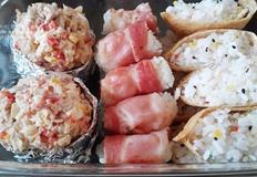 아이도시락/베이컨말이밥, 샐러드컵밥