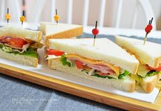 햄치즈샌드위치 샌드위치 만들기