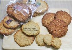 건강쿠키- 오트밀 땅콩 버터 쿠키