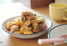 닭도리탕 만들기