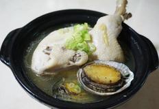 [전복요리&몸보신음식] 싱싱한 완도전복 삼계탕 끓이기