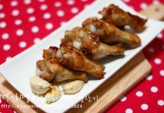 마늘 닭봉구이