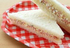 햄에그 샌드위치