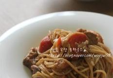 갈비찜 스파게티 # 남은 갈비찜 활용