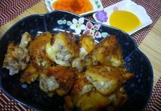 미들윙 치킨 (닭봉 만들기)
