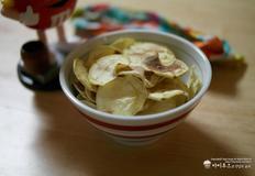 전자렌지 고구마칩, 다이어트 간식