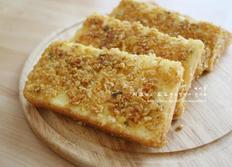 식빵요리 - 바삭바삭 토스트