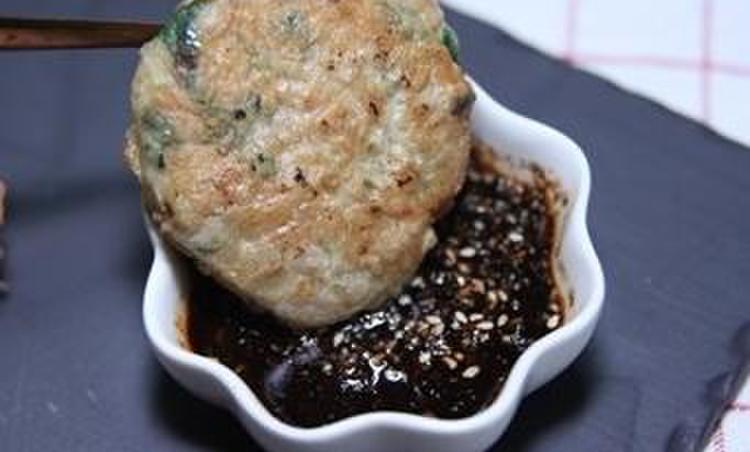 고소하고 담백한 맛이 일품인 병아리콩 동그랑땡