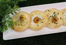 초간단 간식 메추리알빵 만들기 :D