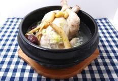 삼계탕 - 여름 대표 보양식 초복요리