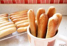 호밀쌀막대기빵