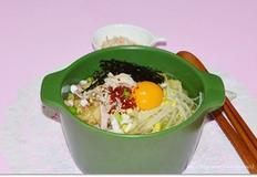 속풀이 시원한 콩나물국밥