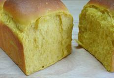 노란색 식빵! 단호박식빵 만들기