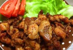 일본 닭튀김 카라아게