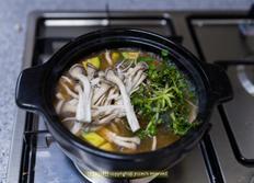 냉이된장찌개 맛있게 끓이는법