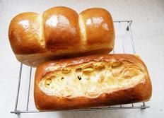 통밀밤식빵 & 통밀식빵