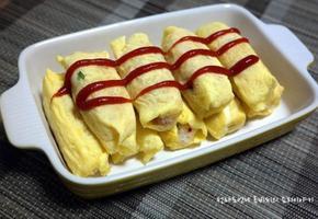 주먹밥 만들기 계란주먹밥으로 소풍도시락 해결