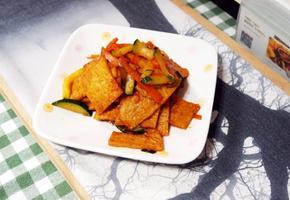 #불맛나게 훈제파프리카가루를 넣은 오뎅볶음만들기 #불맛도 나고 매콤하기도 하면서도 독특한 밥반