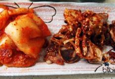 오늘뭐먹지 충무김밥과 오징어무침, 석박지만들기