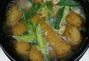 감자 어묵탕, 담백하고 감칠맛 나는 오뎅탕, 초간단