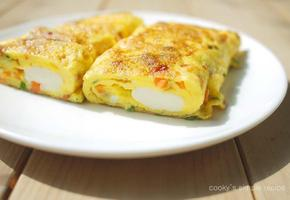치즈계란말이, 아이 반찬 계란말이 만들기