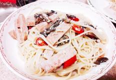 크림파스타 까르보나라스파게티 만드는 방법 생크림없이 크림소스스파게티 만들기