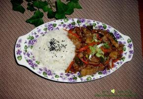 언제 먹어도 질리지 않는 돼지고기요리/중화풍 제육덮밥